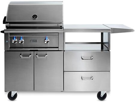 Lynx Professional L30ATRMNG Natural Gas Grill Stainless Steel, Main Image