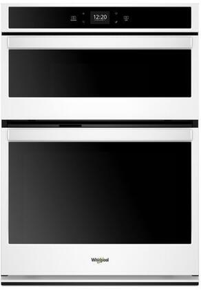 Whirlpool  WOC54EC0HW Double Wall Oven White, Main Image