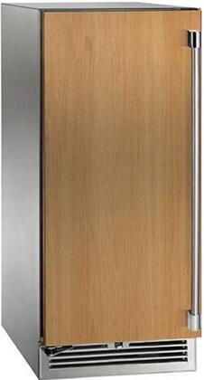 Perlick Signature HP15RS42L Compact Refrigerator Platinum, Main Image