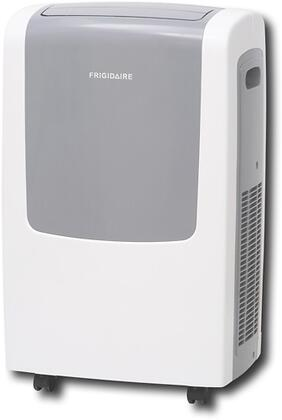 Frigidaire FRA093PT1 Portable Air Conditioner Gray on White, 1