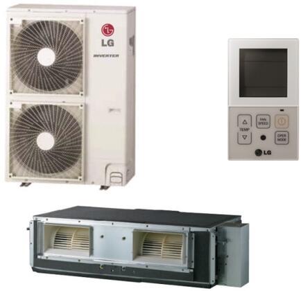 LG  LH367HV Single-Zone Mini Split Air Conditioner , Main Image