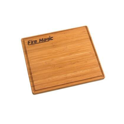 Fire Magic 35825 Cleaning & Cooking Tool Brown, Bamboo Cutting Board