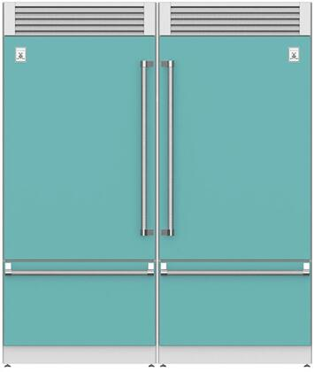 Hestan  915985 Refrigerator Pairs Blue, Main Image