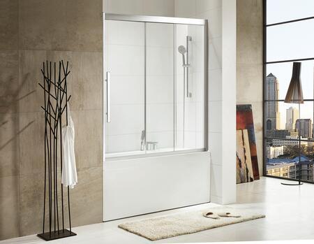 Paragon Bath Torrento 0AH711206 Shower Door, Image 1