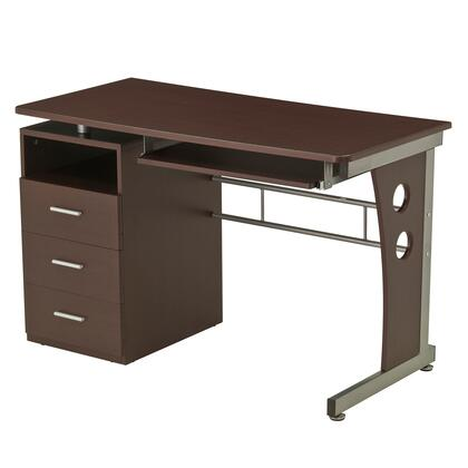 RTA-3520-CH36 Computer Desk with Ample Storage  in