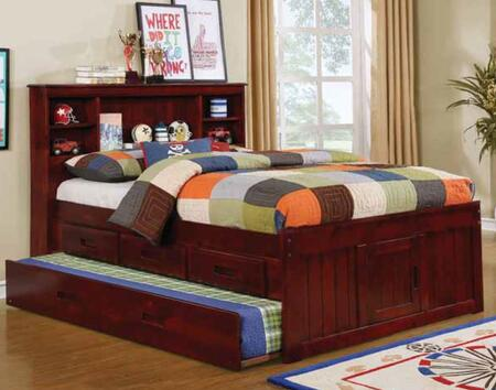 Donco 28219290M Bed Brown, Main Image