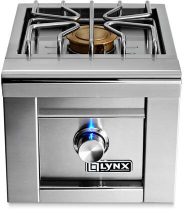 Lynx  LSB13LP Side Burner Stainless Steel, Main Image