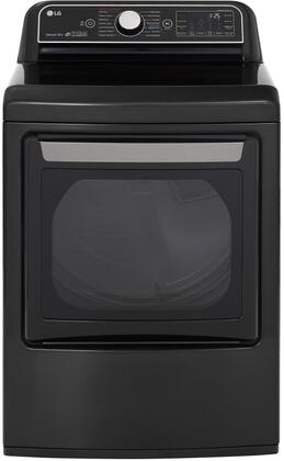 LG  DLEX7900BE Electric Dryer Black, DLEX7900BE Electric Dryer