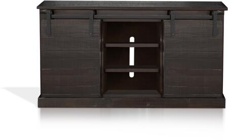3577CO2 Charred Oak 65″ TV Console   in Charred
