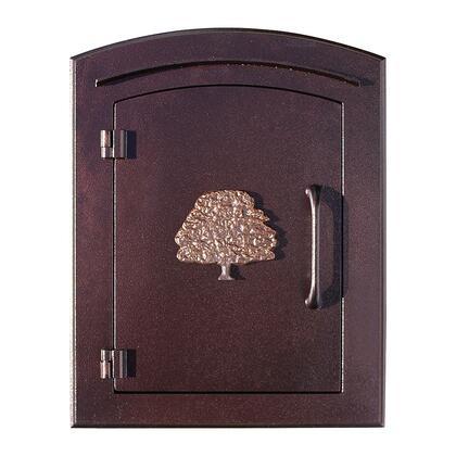 Qualarc Manchester MAN1404AC Mailboxes, MAN 1404 AC