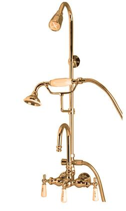 Barclay  4024PLPB Faucet , 1
