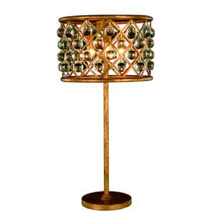 Elegant Lighting 1204TL15GIRC Table Lamp, Image 1
