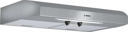 Bosch 300 Series DUH30152UC Under Cabinet Hood Stainless Steel, Main Image