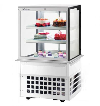 Turbo Air  TBP3654FDN Display and Merchandising Refrigerator Stainless Steel, TBP3654FDN Bakery Display Case