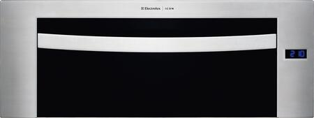 Electrolux Icon Designer E30WD75GSS Warming Drawer Stainless Steel, Main View
