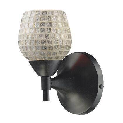 ELK Lighting  101501DRSLV Sconces , Image 1