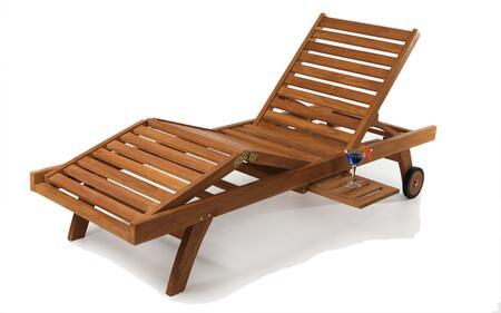 All Things Cedar TL78 Lounge Chair Brown, Main Image