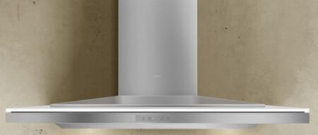 Zephyr Arc Series ALAM90BWX Wall Mount Range Hood Stainless Steel, Main Image