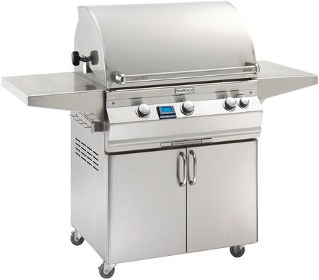 Fire Magic Aurora A660S6E1X61 Grill Stainless Steel, 1