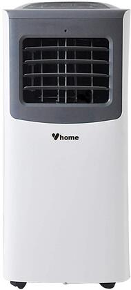 NPO-10C Portable Air Conditioner with 10000 BTU Cooling Capacity  Self Evaporator  Dehumidifier  Fan and Single Hose  in