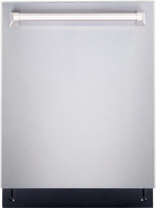COS-DIS6502 24″ Built In Dishwasher with 16 Place Settings  Delay Start  3 Racks  Smart Wash System  Stainless Steel Tub  in Fingerprint Resistant
