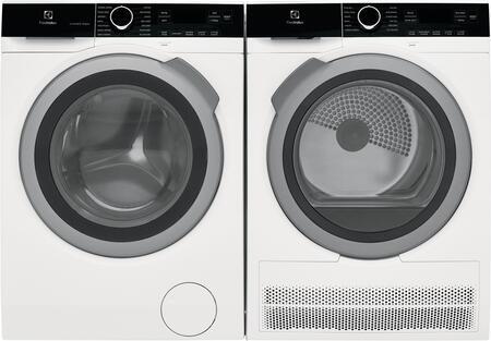 Electrolux  1315317 Washer & Dryer Set White, 1