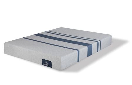 iComfort By Serta Blue 100 5008000981030 Mattress Gray, Main image