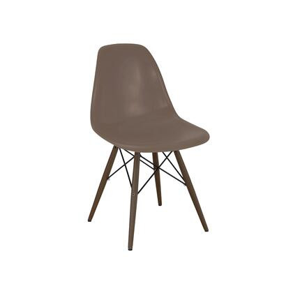 Design Lab MN Trige LS9400BRNWAL Accent Chair Brown, 352ef937 2316 4e31 a23c e999ce615c4c