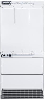 Liebherr  HCB2081 Bottom Freezer Refrigerator Panel Ready, HCB2081 Integrable fridge-freezer with BioFresh and NoFrost