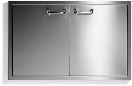 Lynx LDR36T4 Access Door Stainless Steel, LDR36T Front View