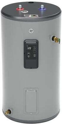 GE GE30S12BLM Water Heater Gray, GE30S12BLM Smart Water Heater