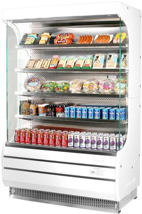 Turbo Air TOMN Display and Merchandising Refrigerator, 1
