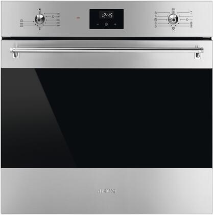 Smeg Classic SFU6300TVX Single Wall Oven Stainless Steel, SFU6300TVX Wall Oven