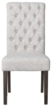 Signature Design by Ashley Adinton D67702 Chair Brown, Front View