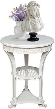 Design Toscano AF57623 Decorative Pedestals White, Main Image
