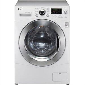 LG WM3455HS Washer & Dryer Combos Silver, 1
