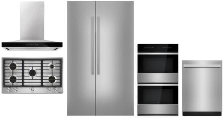 Jenn-Air 1125543 Kitchen Appliance Package & Bundle Panel Ready, main image