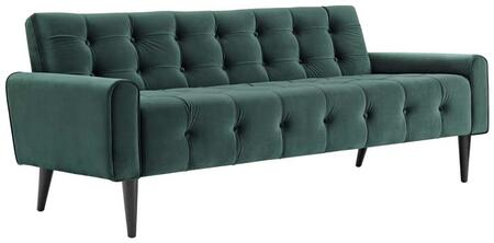 Modway Delve EEI2456GRN Living Room Sofa Green, 1
