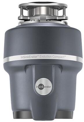 InSinkErator COMPACTWCORD Garbage Disposal Black, 1