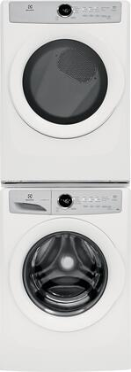 Electrolux  988131 Washer & Dryer Set White, 1