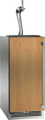 Perlick Signature HP15TS42LL1A Beer Dispenser Panel Ready, HP15TS42LL1A Beer Dispenser