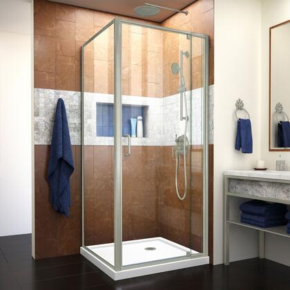 DreamLine Flex Flex Shower Enclosure RS86 34D 34RP B 04