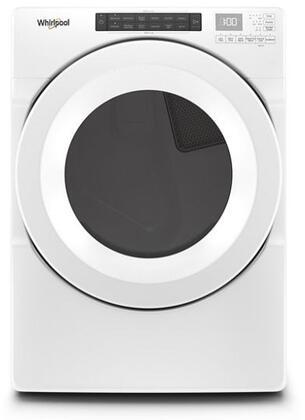 Whirlpool WGD560LHW Gas Dryer White, 1