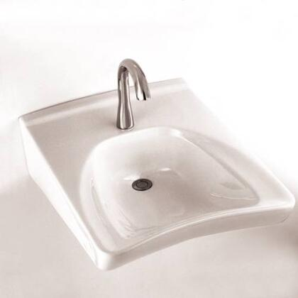 Toto LT30801 Sink White, Image 1