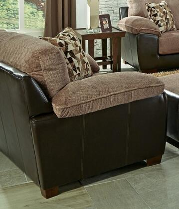 Jackson Furniture Pinson 439801162229116689 Living Room Chair Brown, Main Image