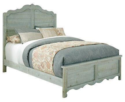 Progressive Furniture Chatworth B644949578 Bed Green, Main Image