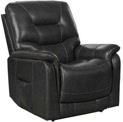 Lorence Collection 23PH3635370895 Lift Chair Recliner with Power Head Rest and Split Back Cushions in Venzia