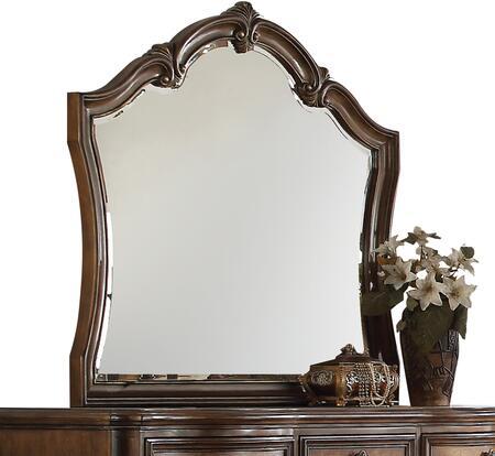 Acme Furniture Valletta 26174 Mirror Brown, 26174