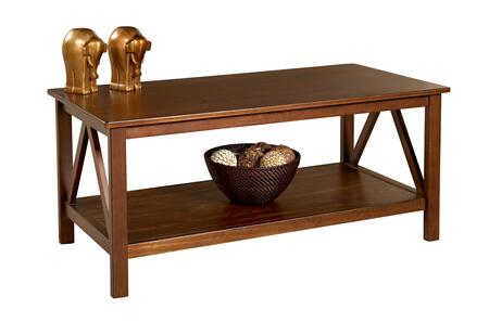 Linon 8615101U Coffee and Cocktail Table, 1