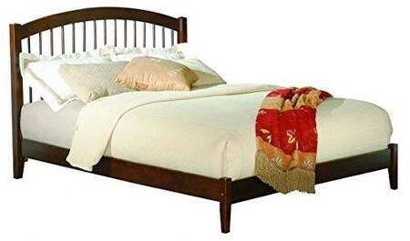 Atlantic Furniture Windsor AP9431034 Bed Brown, AP9431034